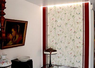 Moderne Spanndecken Beleuchtung