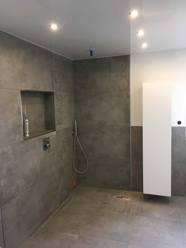 Ihre Spanndecke im Badezimmer - Stil Spanndecken Design