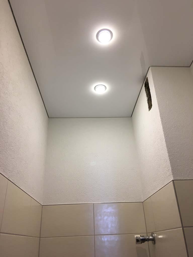 Favorit Badezimmer renovieren - Stil Spanndecken QM11