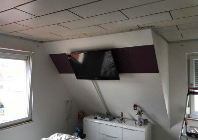 Spanndecke Im Schlafzimmer 3