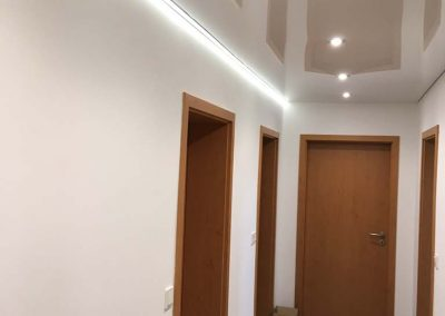 Spanndecke Mit LED 3