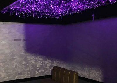Sternenhimmel In Der Shisha Lounge